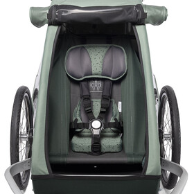 Croozer Baby Supporter for Kid from 2014 jungle green/black